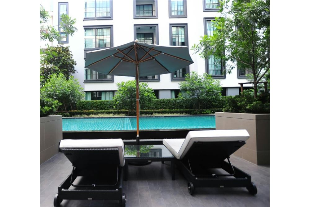 RE/MAX Properties Agency's The Reserve - Kasemsan 3  1Bedroom for sale tenant 12
