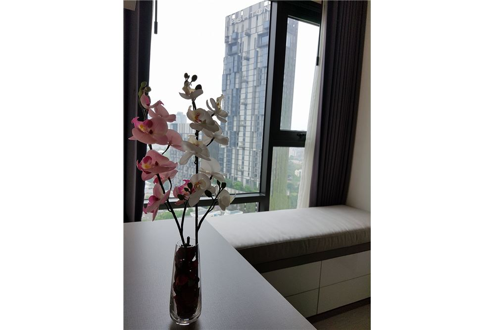 RE/MAX Properties Agency's for rent Rhythm Sukhumvit 36-38 1bedroom 3