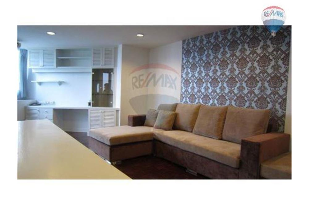 RE/MAX Properties Agency's FOR RENT  TAIPING TOWER SUKHUMVIT 63  2BED 102SQM 14