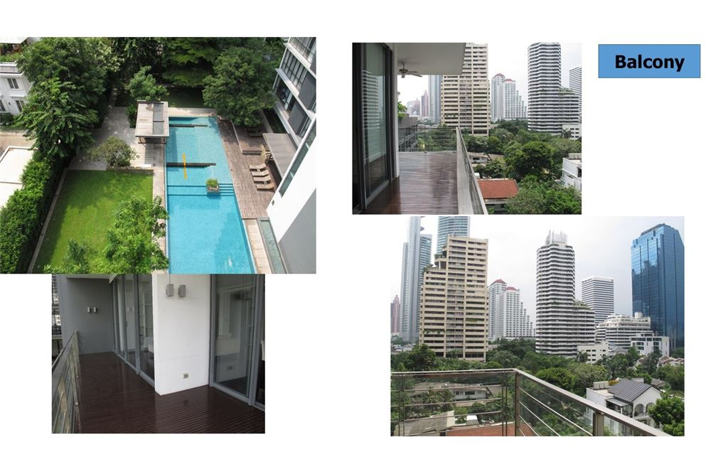 RE/MAX Properties Agency's RENT Domus Sukhumvit18 3BED 212SQM. 3