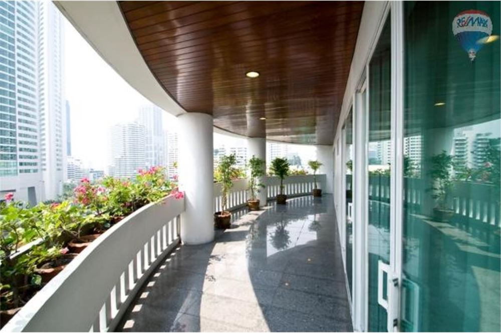 RE/MAX Properties Agency's GM Tower Apartment for Rent, Bangkok 13