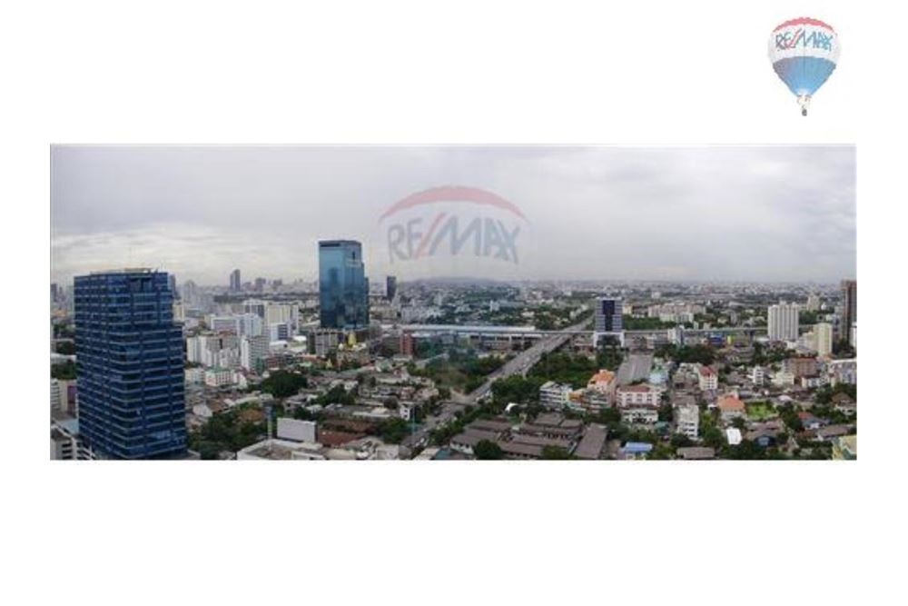 RE/MAX Properties Agency's FOR RENT  TAIPING TOWER SUKHUMVIT 63  2BED 116SQM 19