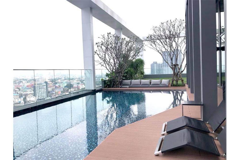 RE/MAX Properties Agency's RENT Aspire Sukhumvit 48 1BED 32.29SQM. 11