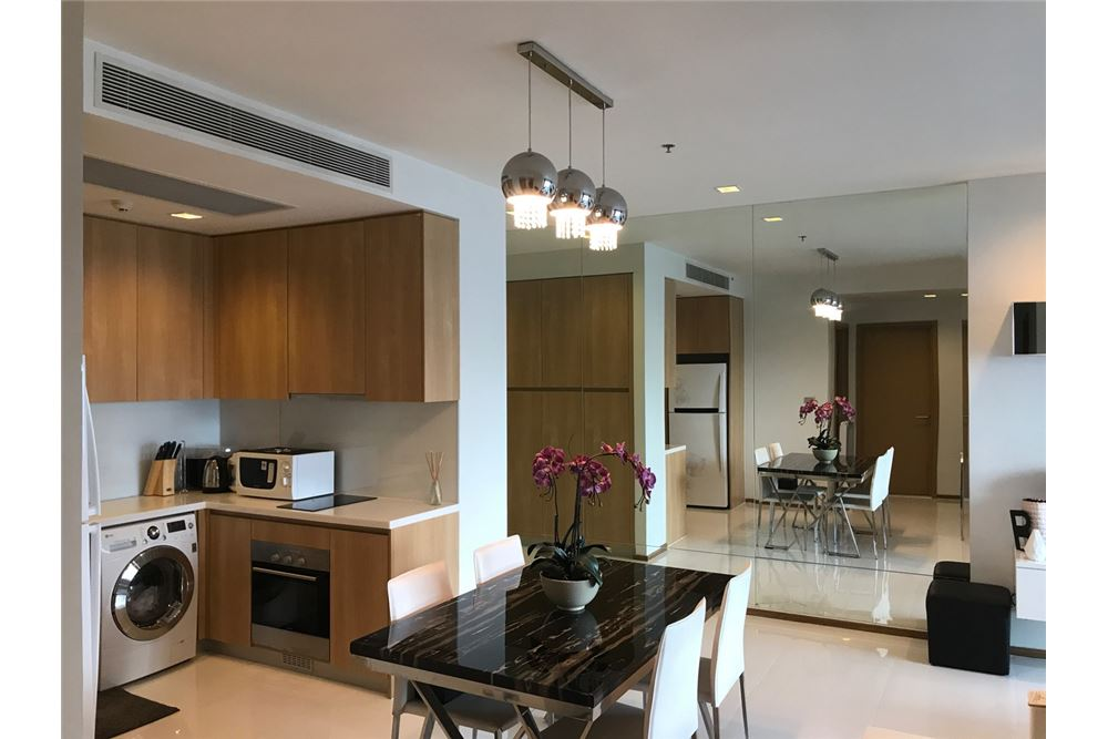 RE/MAX Executive Homes Agency's Hyde Sukhumvit 13 / 2 Bedrooms / For RENT 1