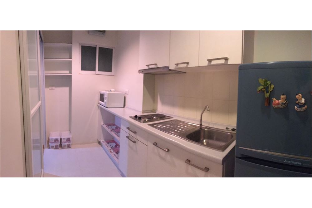 RE/MAX Properties Agency's Sale Life @ Ratchada - Suthisan 1bedroom near MRT 7