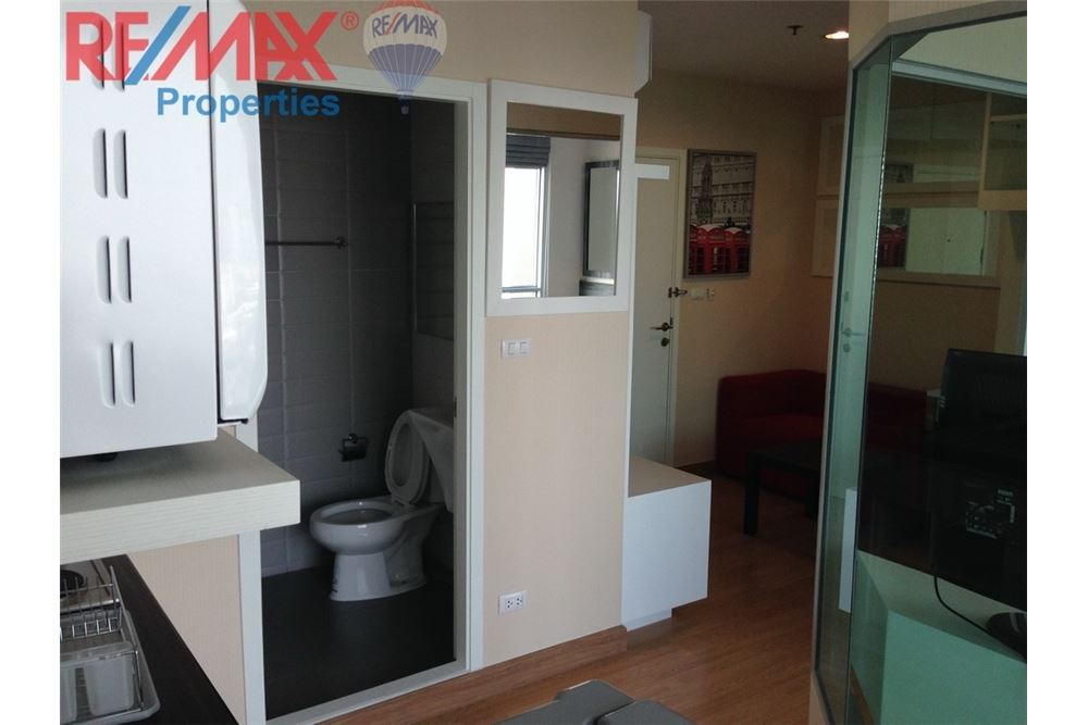 RE/MAX Properties Agency's RENT 1 Bedroom 28 Sq.m at Aspire Rama 4 15