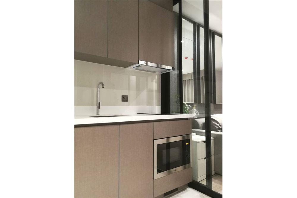 RE/MAX Properties Agency's RENT RHYTHM Ekkamai Studio 30 SQM. 5
