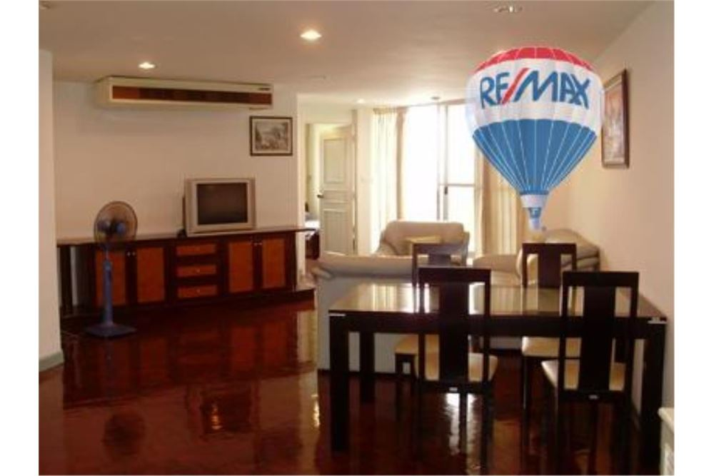 RE/MAX Properties Agency's FOR RENT  TAIPING TOWER SUKHUMVIT 63  2BED 116SQM 3