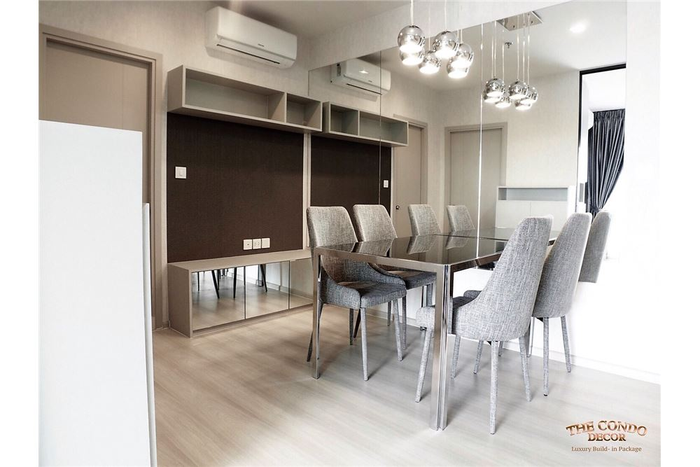RE/MAX Properties Agency's RENT Life Sukhumvit 48 1BED 40SQM. 3