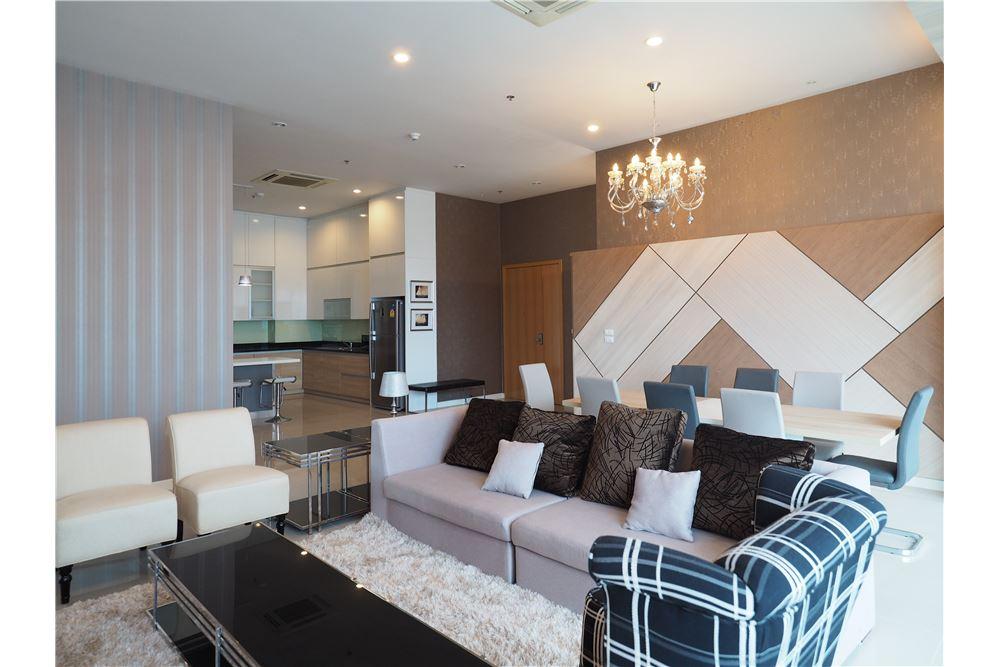 RE/MAX Properties Agency's RENT Circle Condominium 3BED 176.09SQM. 3