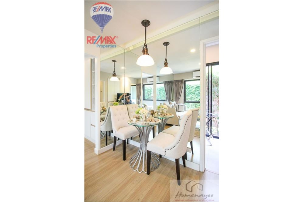 RE/MAX Properties Agency's FOR SALE  THE NEST SUKHUMVIT22  1BED 28.5SQM 7
