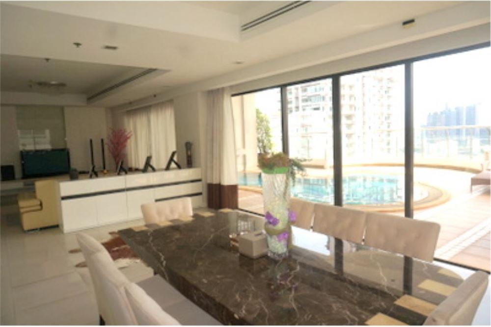 RE/MAX Properties Agency's FOR RENT  LE  RAFFINE SUKHUMVIT 24   2BED 370SQM 6