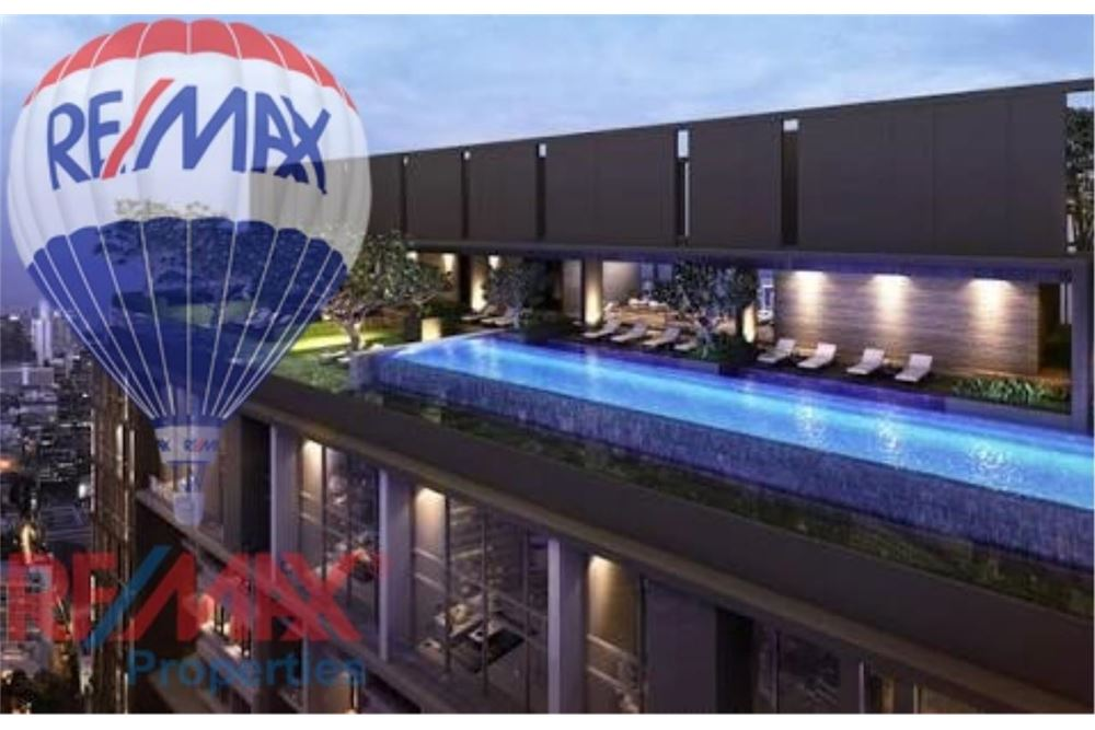 RE/MAX Properties Agency's FOR RENT THE LOFTS EKKAMAI 2BED 61SQM 12