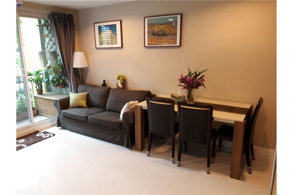 RE/MAX Properties Agency's FOR RENT THE CREST SUKHUMVIT 24 47 SQM 1 BED 5