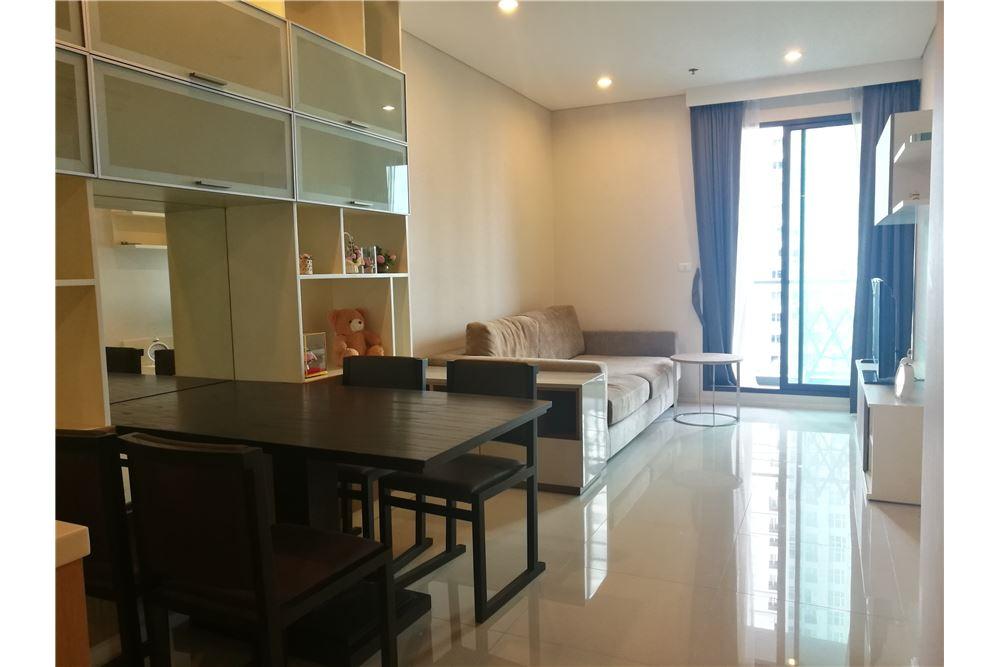 RE/MAX Properties Agency's Villa Asoke 1bedroom 12