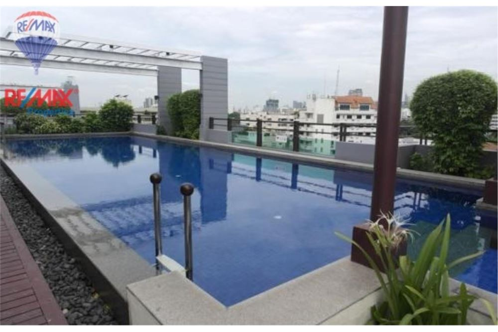 RE/MAX Properties Agency's FOR RENT  SATHORN PLUS BY THE GARDEN  2BED 80SQM 4
