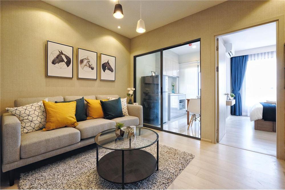 RE/MAX Properties Agency's brand new 1bedroom for rent Life Sukhumvit 48 1