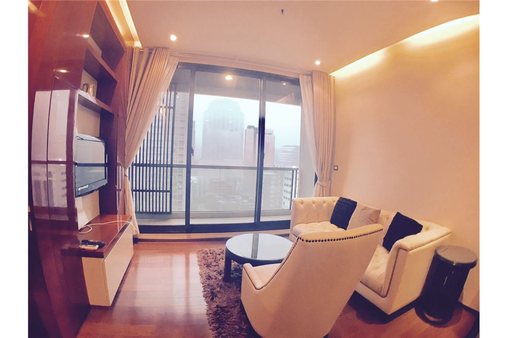 RE/MAX Properties Agency's FOR RENT THE ADDRESS SUKHUMVIT 28 53 SQM 1 BED 1
