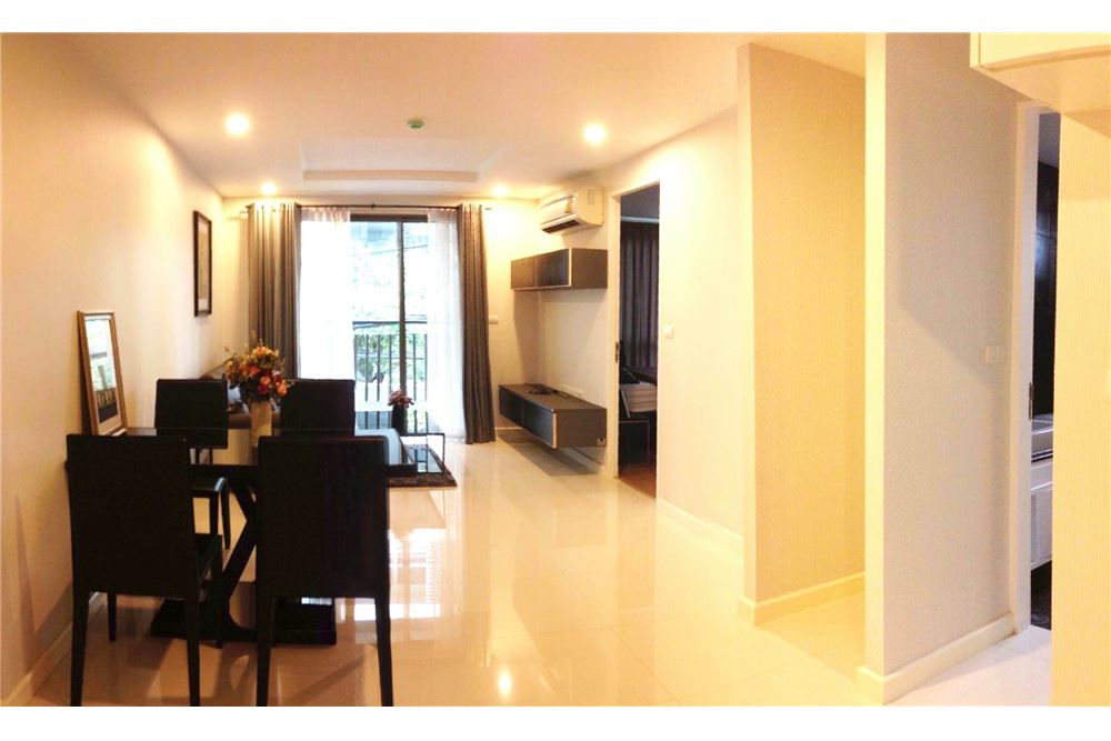 RE/MAX Executive Homes Agency's 2 Bedrooms For Sale with Tenant Voque Sukhumvit 31 1