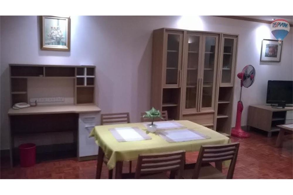 RE/MAX Properties Agency's FOR RENT  PRASANMIT CONDOMINIUM   1BED 60SQM 5