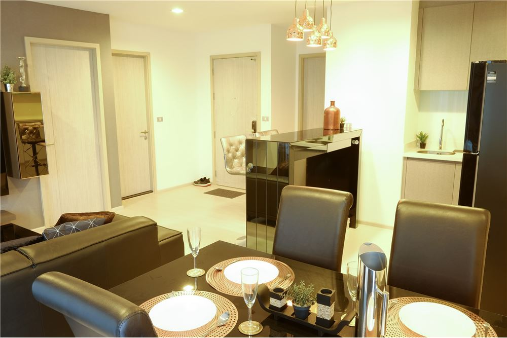 RE/MAX Executive Homes Agency's Rhythm Sukhumvit 36-38 / For Rent !! 3