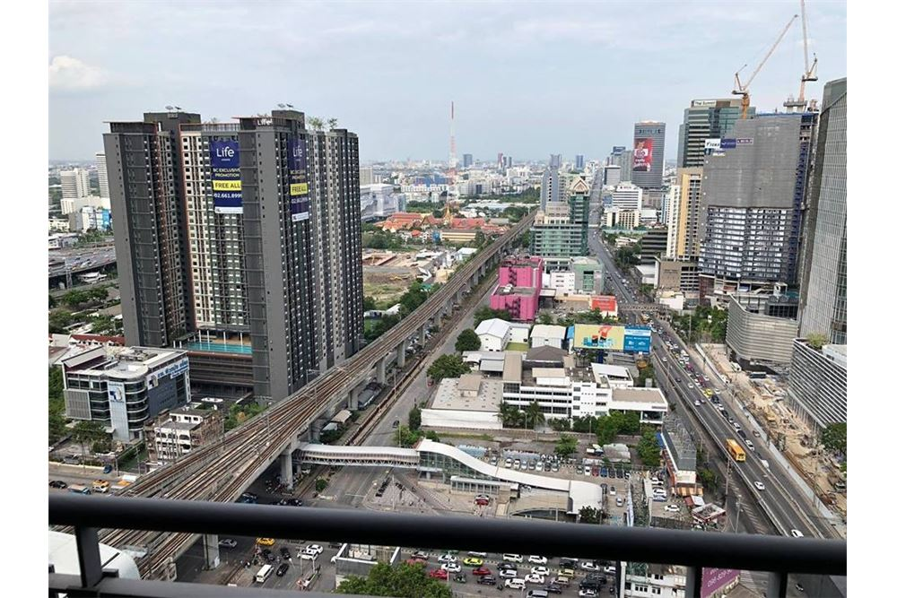 RE/MAX Properties Agency's RENT The Address Asoke 1BED 36SQM. 7