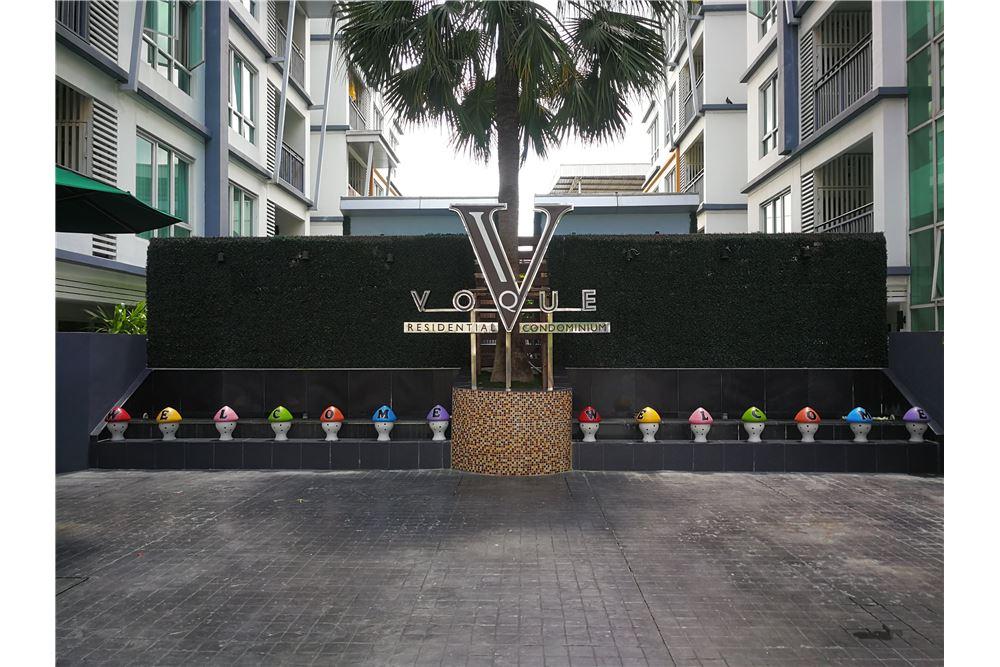 RE/MAX Properties Agency's SALE Voque Sukhumvit 16 | 48sqm. 1 Bedroom 1