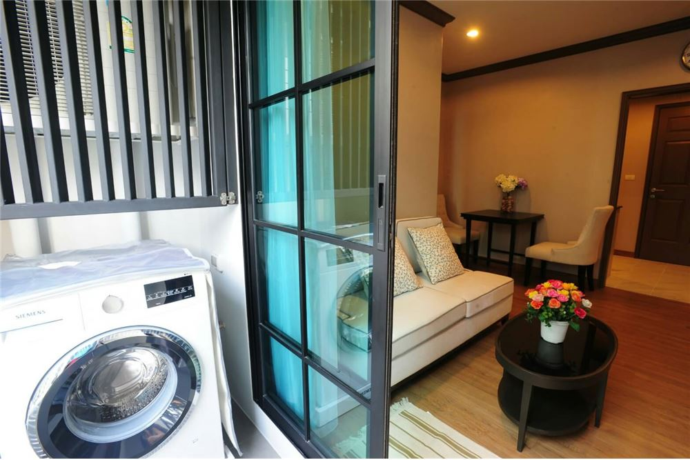 RE/MAX Properties Agency's The Reserve - Kasemsan 3  1Bedroom for sale tenant 6