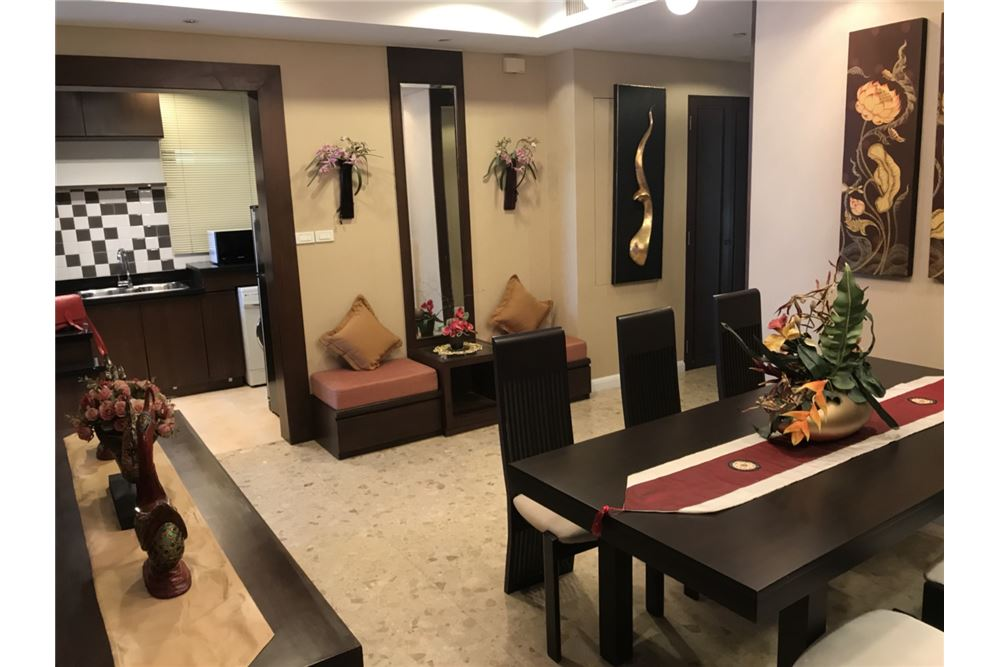 RE/MAX Executive Homes Agency's Hampton Thonglor / 2 Bedrooms / For Rent / 55K 3