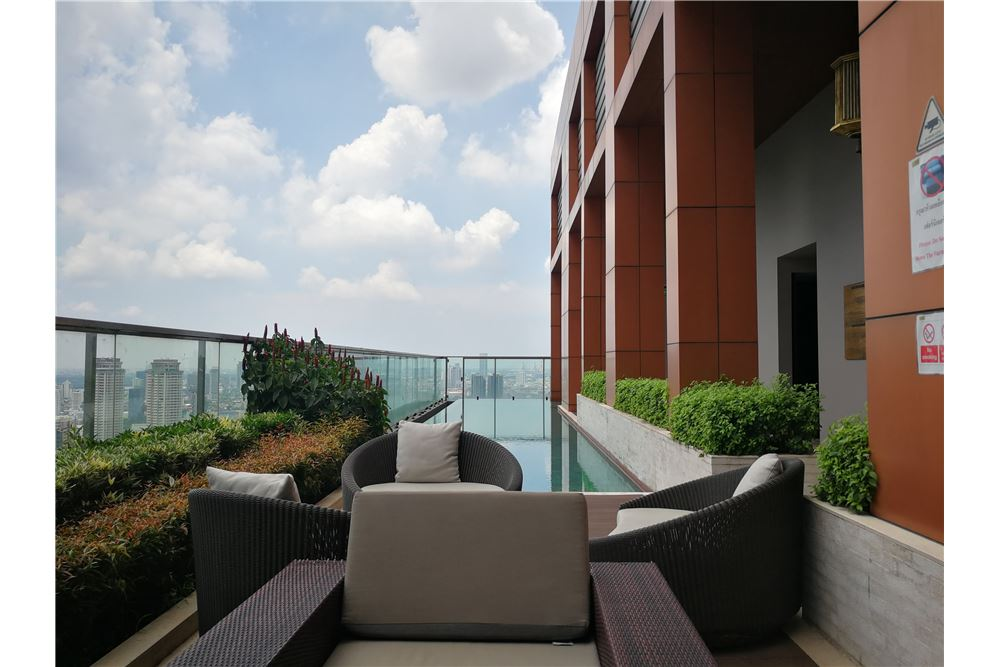 RE/MAX Properties Agency's FOR SALE THE ADDRESS SATHORN | 1 BEDROOM 10