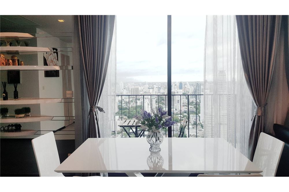 RE/MAX Properties Agency's RENT Edge Sukhumvit 23 2bedroom high floor 7