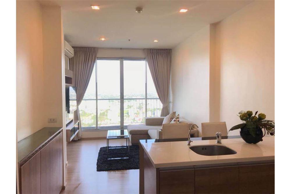 RE/MAX Properties Agency's RENT Rhythm sukhumvit 50 1BED 45SQM. 1