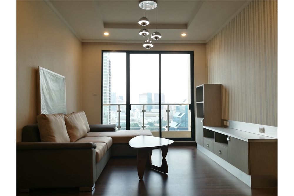 RE/MAX Executive Homes Agency's Nice 2 Bedroom for Rent Supalai Elite Sathorn-Suan 1