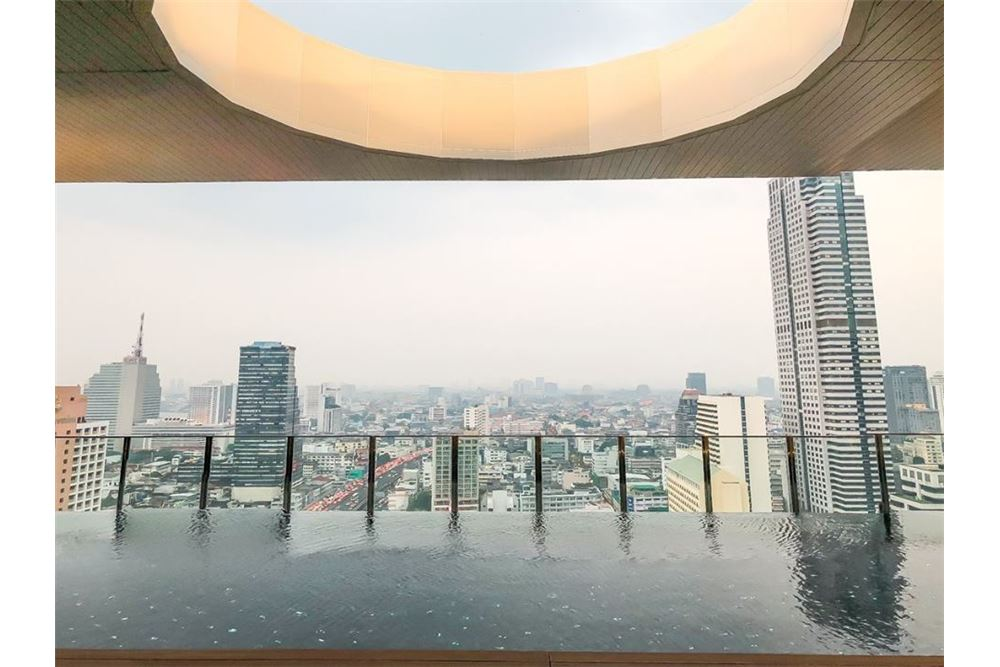 RE/MAX Properties Agency's RENT Noble Revo Silom 1BED 34SQM. 11