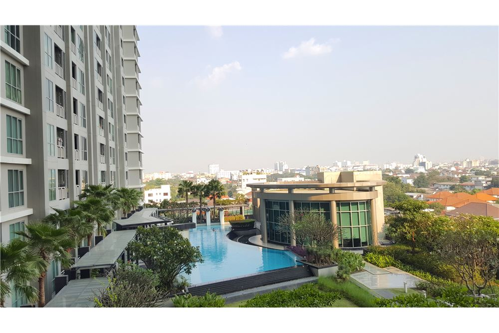 RE/MAX Properties Agency's Rhythm Ratchada 1bedroom 8