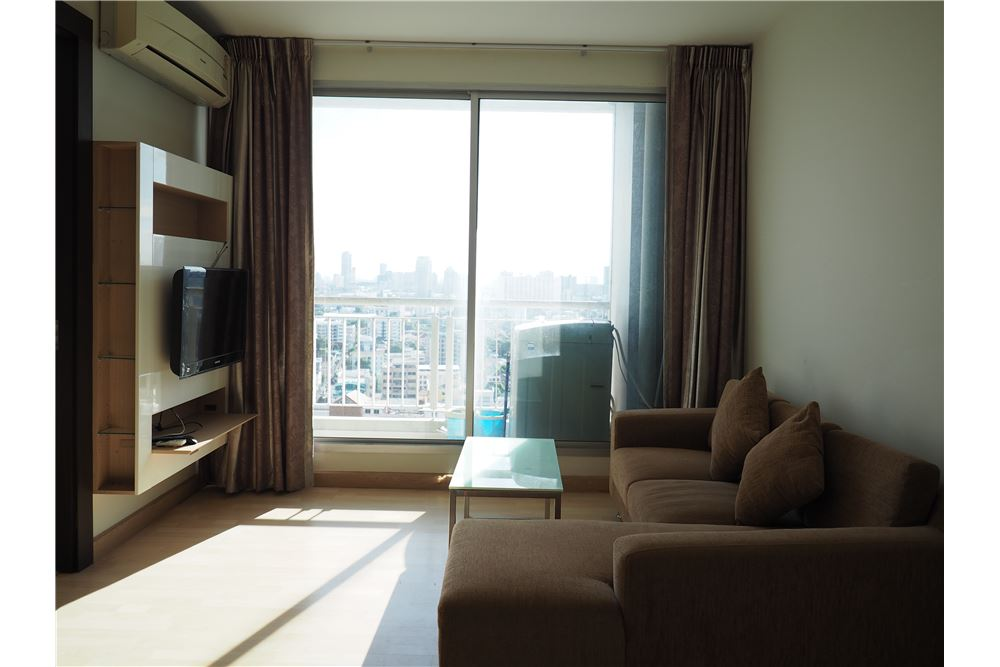 RE/MAX Properties Agency's RENT Rhythm Ratchada 2BED 73.79SQM. 1