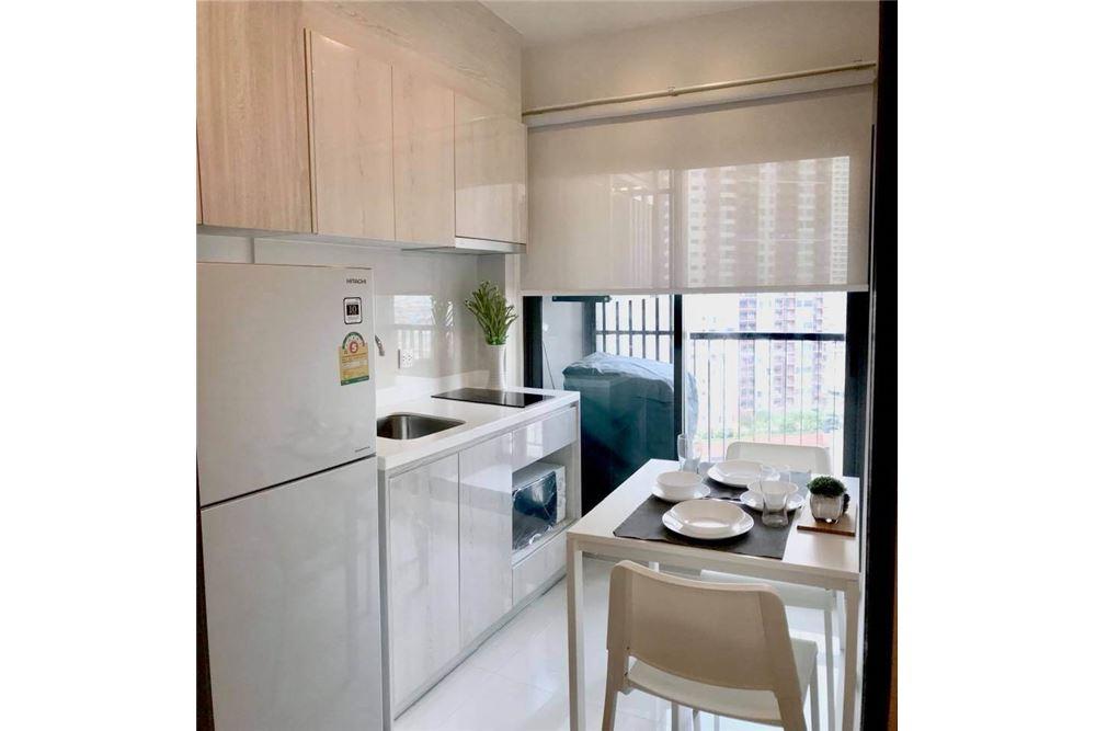 RE/MAX Properties Agency's RENT Aspire Sukhumvit 48 1BED 32.29SQM. 8