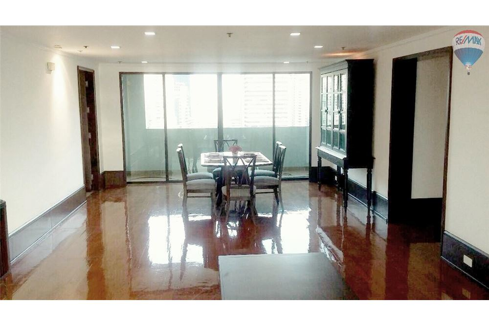 RE/MAX Properties Agency's For -Rent Apartment at Insaf Tower II (Nana BTS) 2