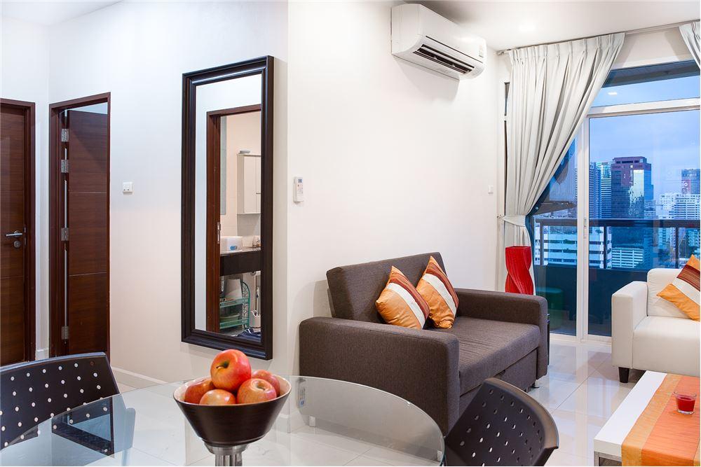RE/MAX Properties Agency's SALE SUKHUMVIT CITY RESORT 2 BEDS 68 SQM 2